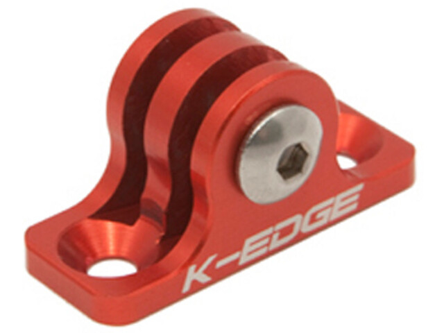 K-EDGE GO BIG Universal - GoPro Hero rouge